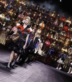 Mode et décor: pourquoi le dernier défilé Louis Vuitton nous a-t-il bluffés ?