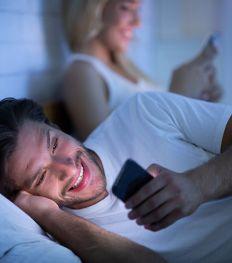 L'infidélité en ligne explose pendant le confinement