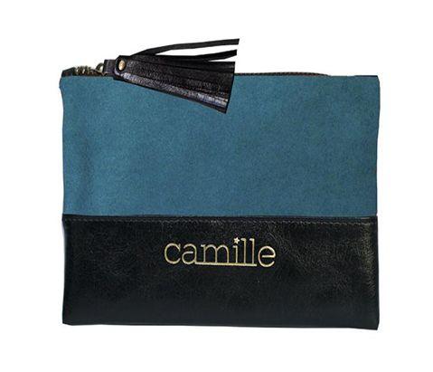 Pochette Camille en AppleSkin