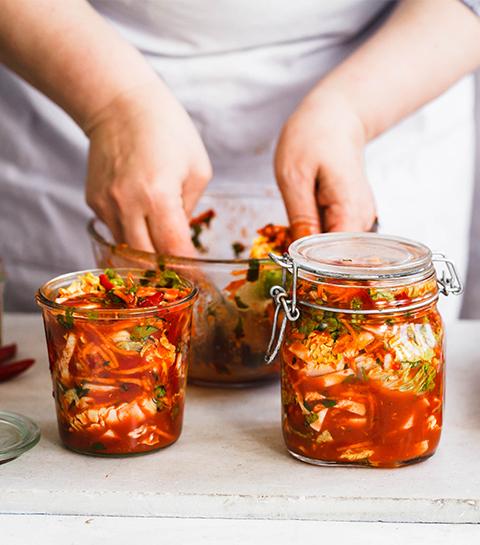 Le kimchi, la nouvelle tendance Instagram