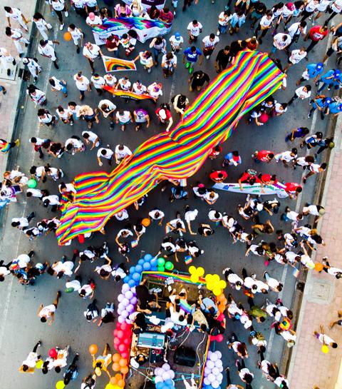 La santé des LGBTQi+ sous la loupe de la Belgian Pride
