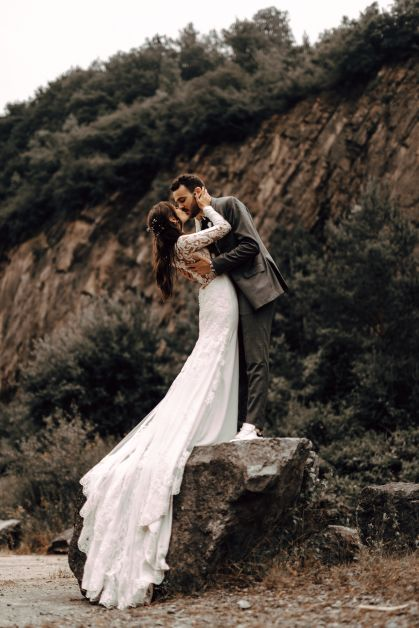 mariées dos maxime prokaz