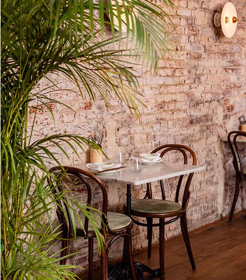 Salle du restaurant Nénu