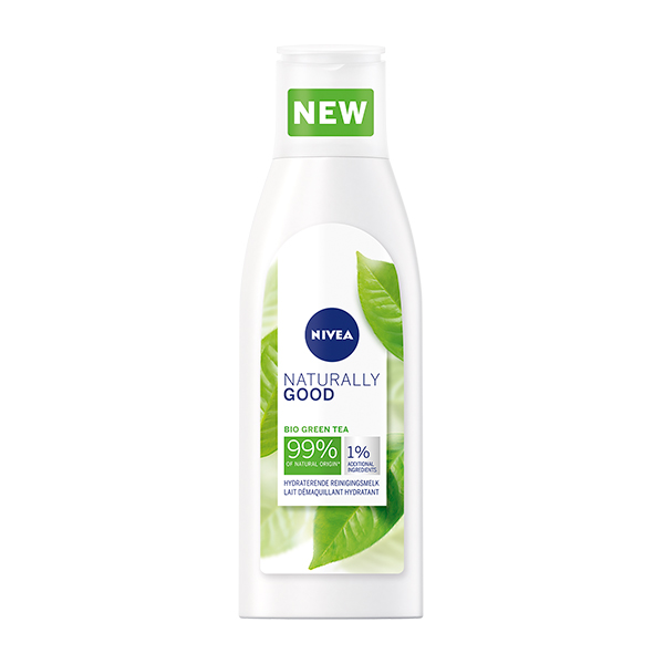 lait nettoyant nivéa
