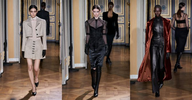 Olivier Theyskens Fashion Week paris
