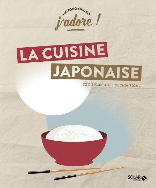 livre la cuisine japonaise