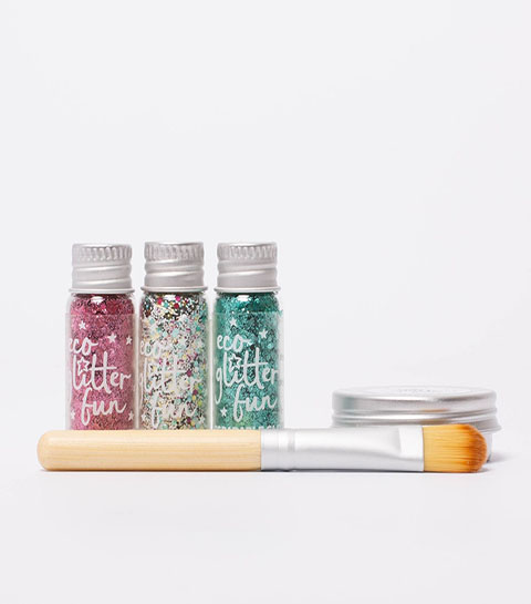 Paillettes biodégradables - Eco Glitter Fun
