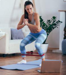 Ces 5 chaînes YouTube qui vous motiveront à faire du sport à la maison