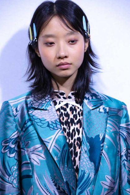 maquillage mannequin asiatique