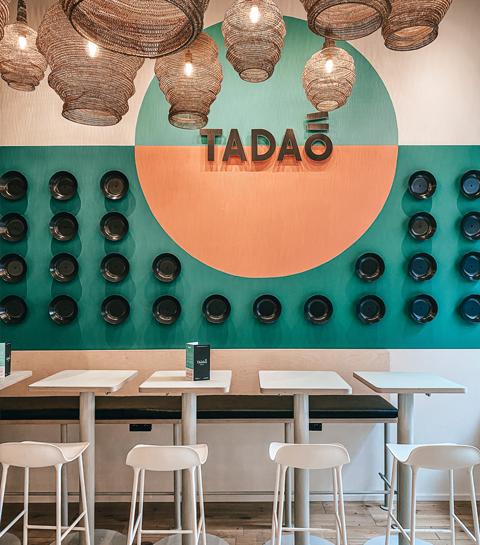 Tadao, le nouveau Poke-bar de Bruxelles