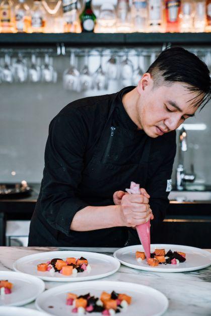 chef Trung Hoang