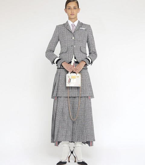 Thom Browne : making of de poésie dans un monde confiné