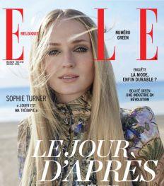 Lisez le ELLE Belgique de mai en version numérique