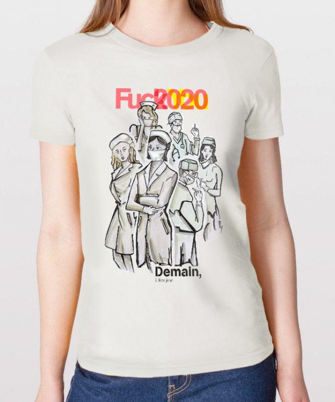 t-shirt solidarité