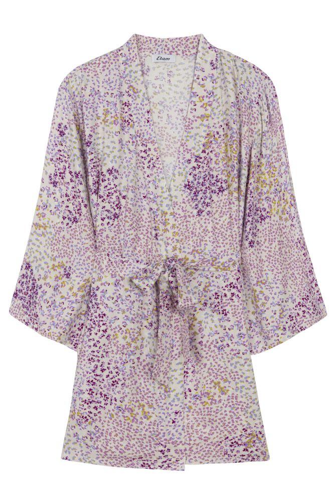 kimono satin
