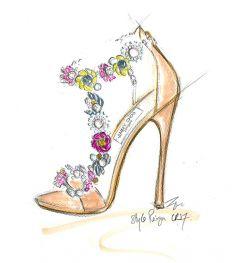 Jimmy Choo vous invite à créer les chaussures de vos rêves