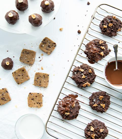 Desserts zéro kilo, le nouveau livre de Martine Fallon
