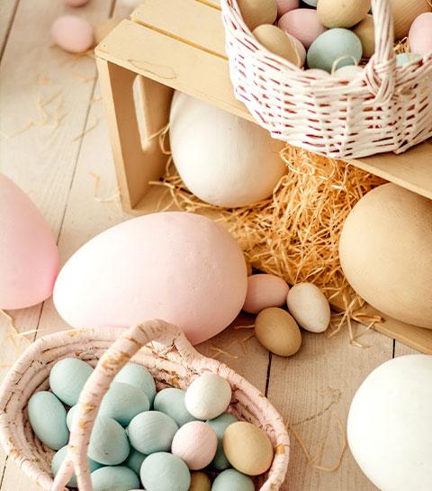 Déco de Pâques : les plus belles inspirations repérées sur Pinterest