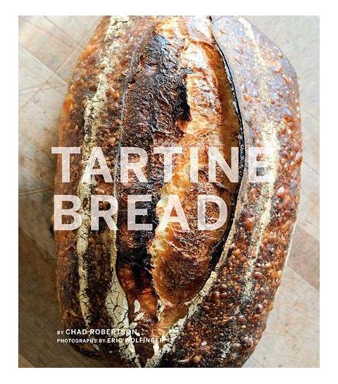 Livre tartine bread