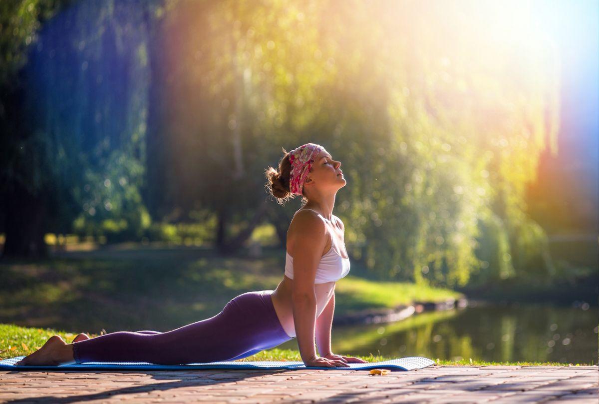 santé naturelle yoga