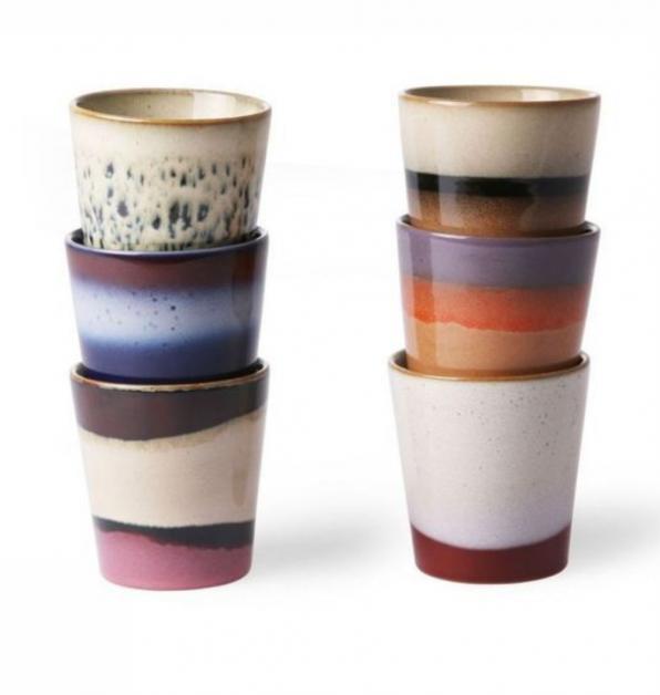 service de mugs
