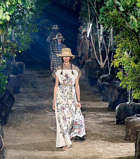 Quels sont les engagements écologiques de la mode ?
