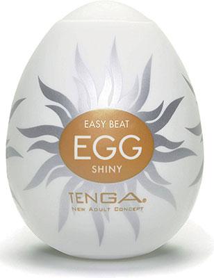 Masturbateur masculin par changement de texture Egg de Tenga.