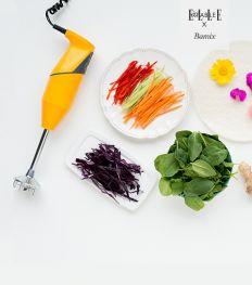 Gagnez un bamix ColorLine et mettez votre cuisine à l'heure suisse
