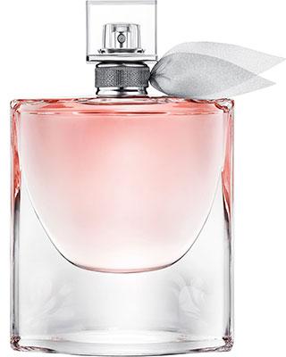Flacon du parfum La vie est belle de Lancôme.