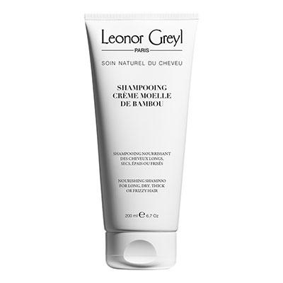 Le shampoing crème à la moelle de bambou de Leonor Greyl est le soin nourrissant idéal pour les cheveux longs, secs et abimés.