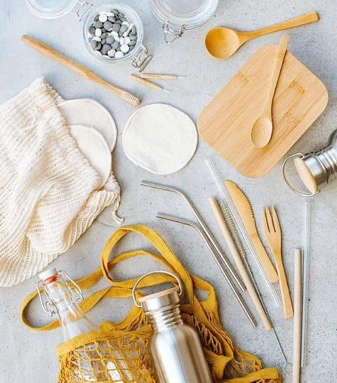 5 objets pour se débarraser du plastique dans la cuisine