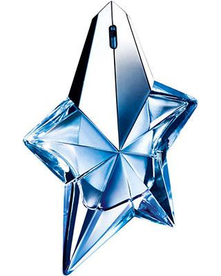 Flacon du parfum Angel de Thierry Mugler.