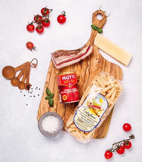 Concept original : des kits de pâtes livrés à la maison