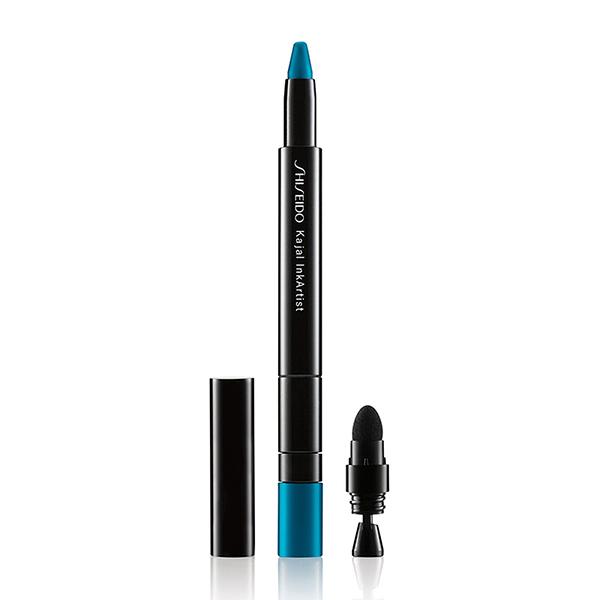eyeliner bleu shiseido