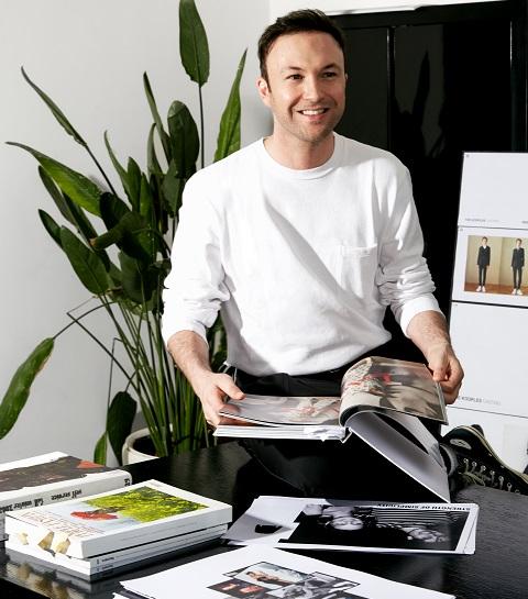 Le Belge Tom Van Dorpe nouveau directeur artistique de The Kooples