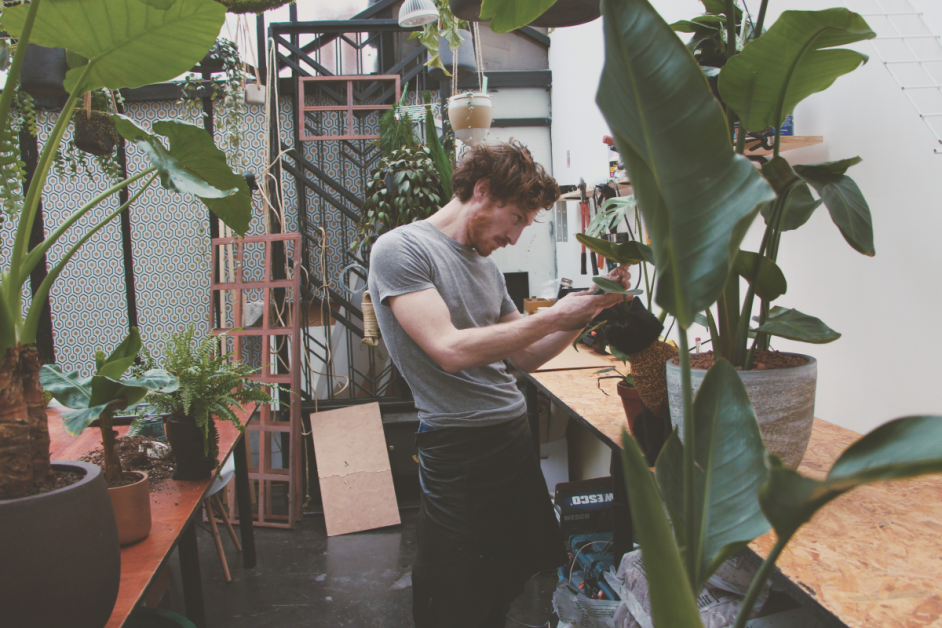 Quentin Thibault, fondateur de JungleLab