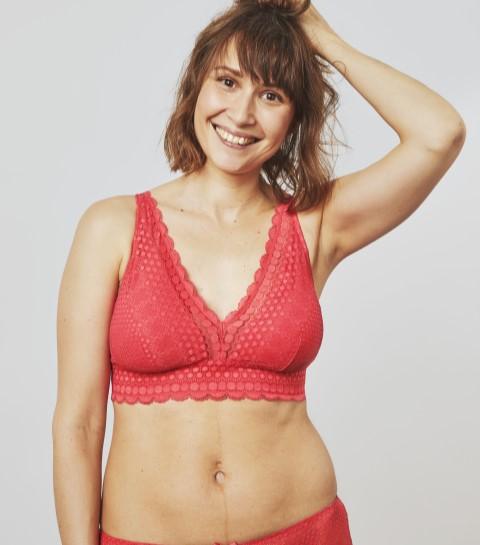 Etam lance sa première collection de lingerie dédiée aux femmes victimes du cancer du sein