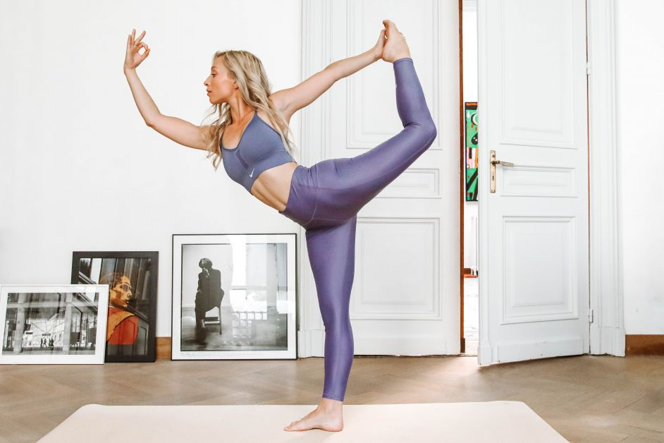 Celine Verbeeck - La posture du danseur