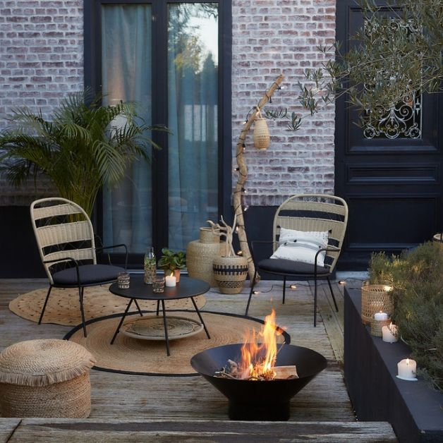 5 astuces pour bien décorer votre terrasse - 11
