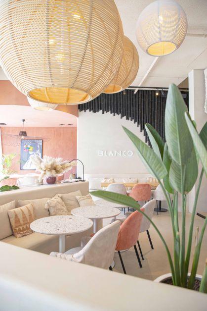 Blanco interieur