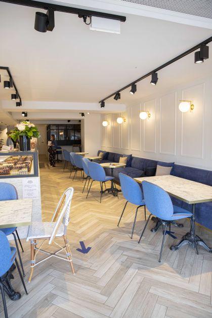 Moeder Babelutte Café interieur