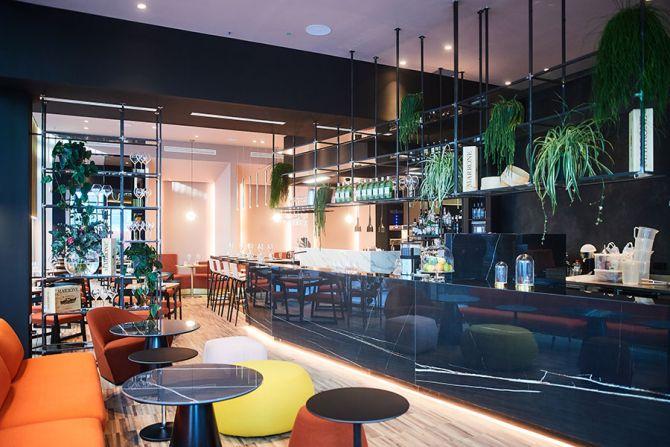 Gioia restaurant italien Bruxelles