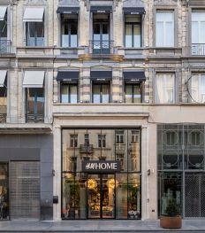 Le premier H&M Home belge a ouvert ses portes à Bruxelles