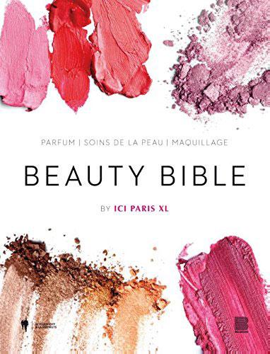 Livre de conseils beauté autour des parfums, des soins visage et du maquillage réalisé par les experts ICI Paris XL.