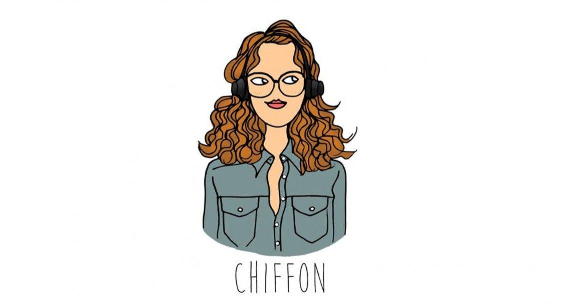 Podcast chiffon