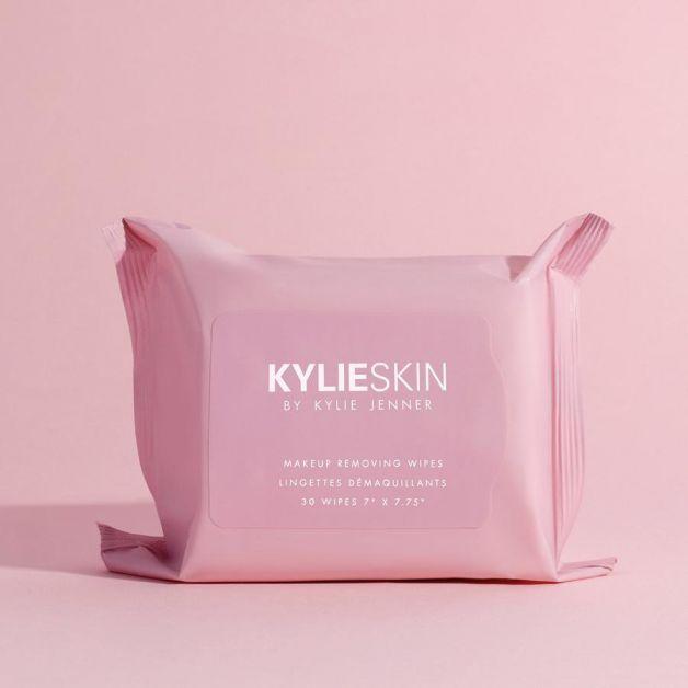 Lingettes démaquillantes Kylie Skin.