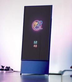 Samsung dévoile une TV inspirée des millennials