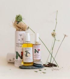 Herbes Folles : des cosmétiques naturels à base de mauvaises herbes