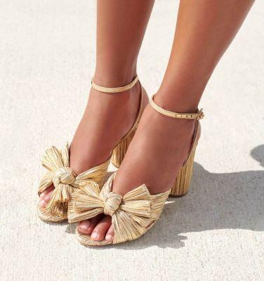 Chaussure mariée Camellia Loeffler Randall