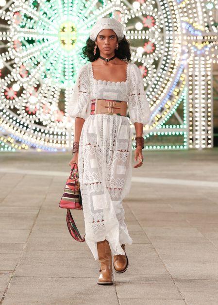 Dior célèbre la région des Pouilles dans un show émouvant - 7